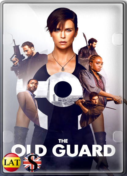 La Vieja Guardia (2020) WEB-DL 1080P LATINO/INGLES