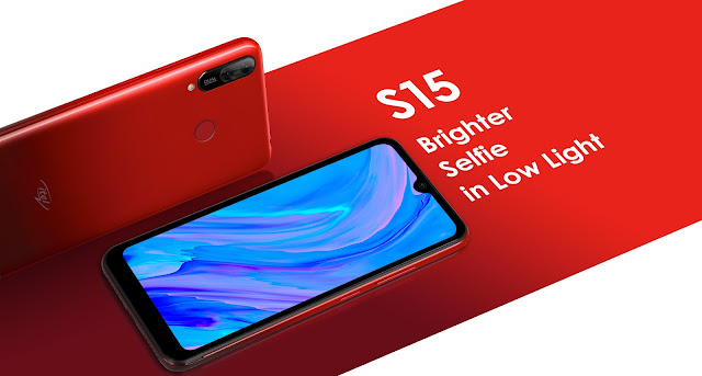 iTel-S15-mobile