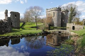 Whittington Castle - photo David Preston