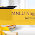 Admission Notification for Ph.D. Degree (Law) Programme-2019 - MNLU, Nagpur - last date 24/10/2019