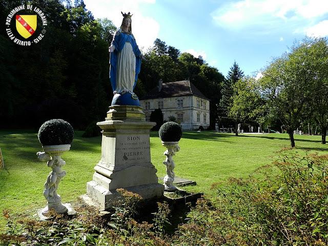 PIERRE-LA-TREICHE (54) - Domaine de la Rochotte
