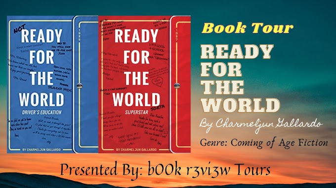 "[INTERVIEW] Charmeljun Gallardo - Author of ""Ready for the World"" Series"