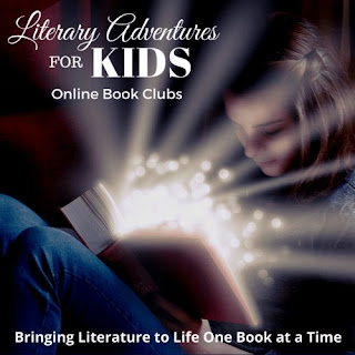 Online literature club for homeschool