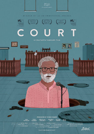 Court 2014 Full HD Hindi Movie Download 720p ESub
