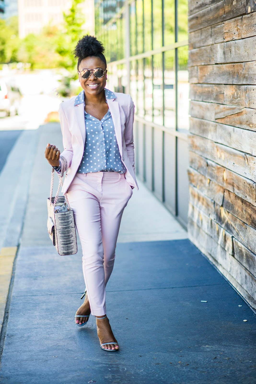 Work style inspiration featuring Henri Bendel