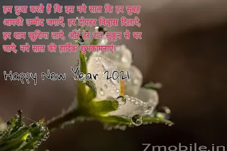 New Year Shayari In Hindi For Friends