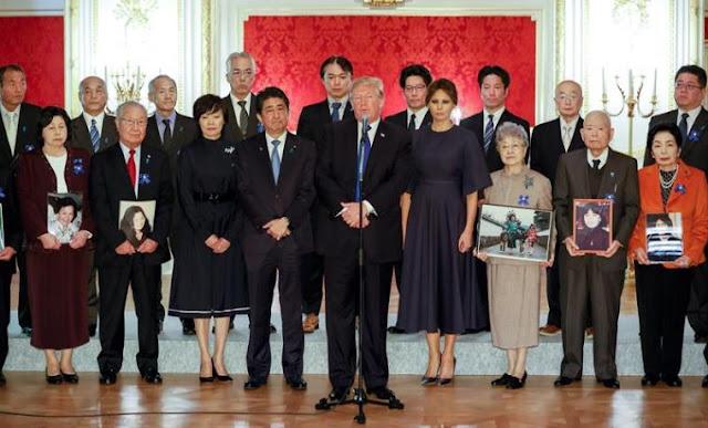 Donald Trump dice que Japón podrá derribar misiles norcoreanos con armas de EEUU