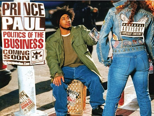FREE DOWNLOAD :: PRINCE PAUL - POLITICS OF BUSINESS REDUX