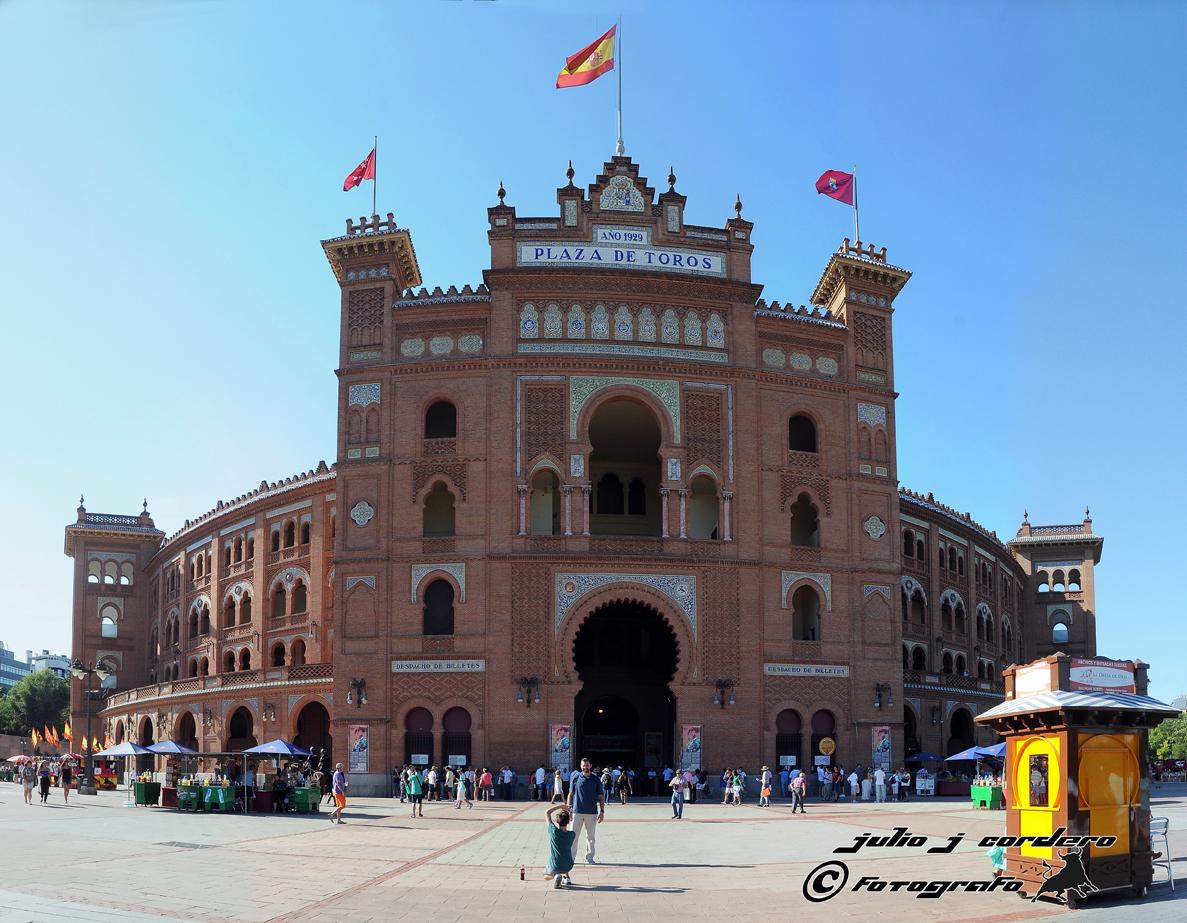 Blog Fotográfico de Julio J. Cordero: El primer San Isidro de Plaza 1