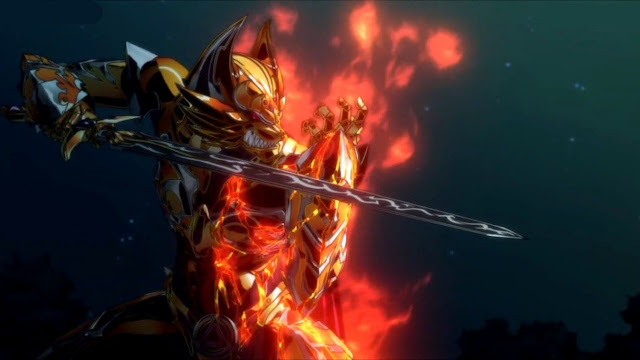 Garo Movie: Divine Flame Subtitle Indonesia