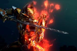 Garo Movie: Divine Flame Subtitle Indonesia