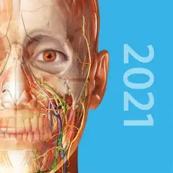 Human Anatomy Atlas 2021 - ipa For Apple