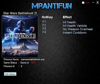 Download Star Wars Battlefront 2 PC Trainer