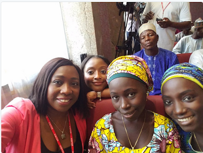 CNN CORRESPONDENT REVEALS WHAT SHE FOUND OUT AFTER MEETING THE RELEASED CHIBOK GIRLS