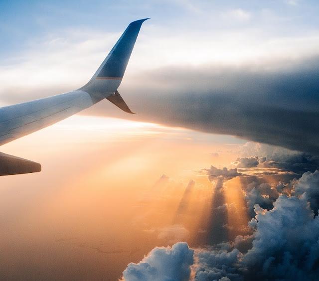 medo avião
