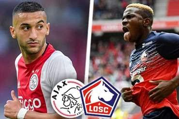 مشاهدة مباراة أياكس امستردام وليل بث مباشر اليوم 27-11-2019 في دوري ابطال اوروبا