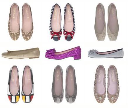 hermosos zapatos bajos