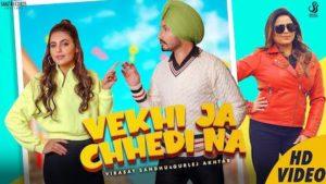 Vekhi Ja Chhedi Na Lyrics – Virasat Sandhu | Punjabi Song