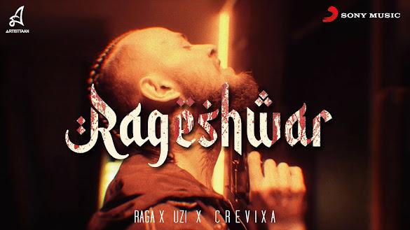 RAGESHWAR SONG LYRICS - RAGA | UZI | CREVIXA | 2021 Lyrics Planet