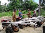 6 Desa dan 2 Kelurahan Terima Bantuan Handtraktor di Pammana