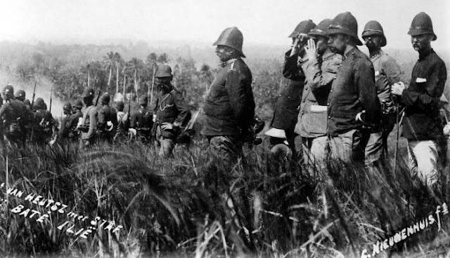 Perang Batak 1828-1907