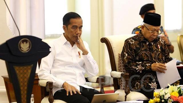 Warganet ke Jokowi: Saya Lelah Baca Ucapan Bapak