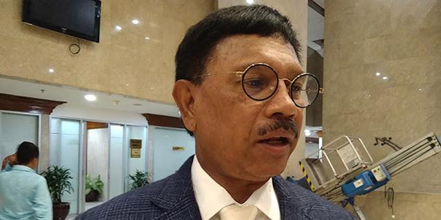 Refly Harun Prediksi Nasdem Akan Usung Anies-Ganjar Pada 2024, Johnny G Plate: Pendapat Yang Spekulatif