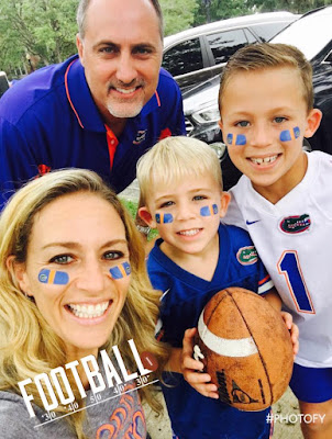 Labor day weekend, gator game, foot ball, mommy life, vacation, vacation ideas, family time, family vacation