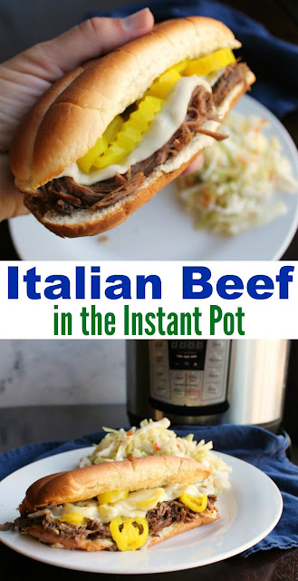 Big Italian beef flavor is possible in a fraction of the time with help from a pressure cooker. This is a dinner they'll request over and over.