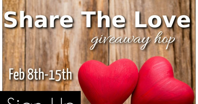 For Once Join Herd >> The Herd Presents: Sign Up-- Share the Love Giveaway Hop