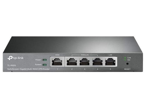 TP-Link TL-R605 Multi-WAN Wired VPN Router