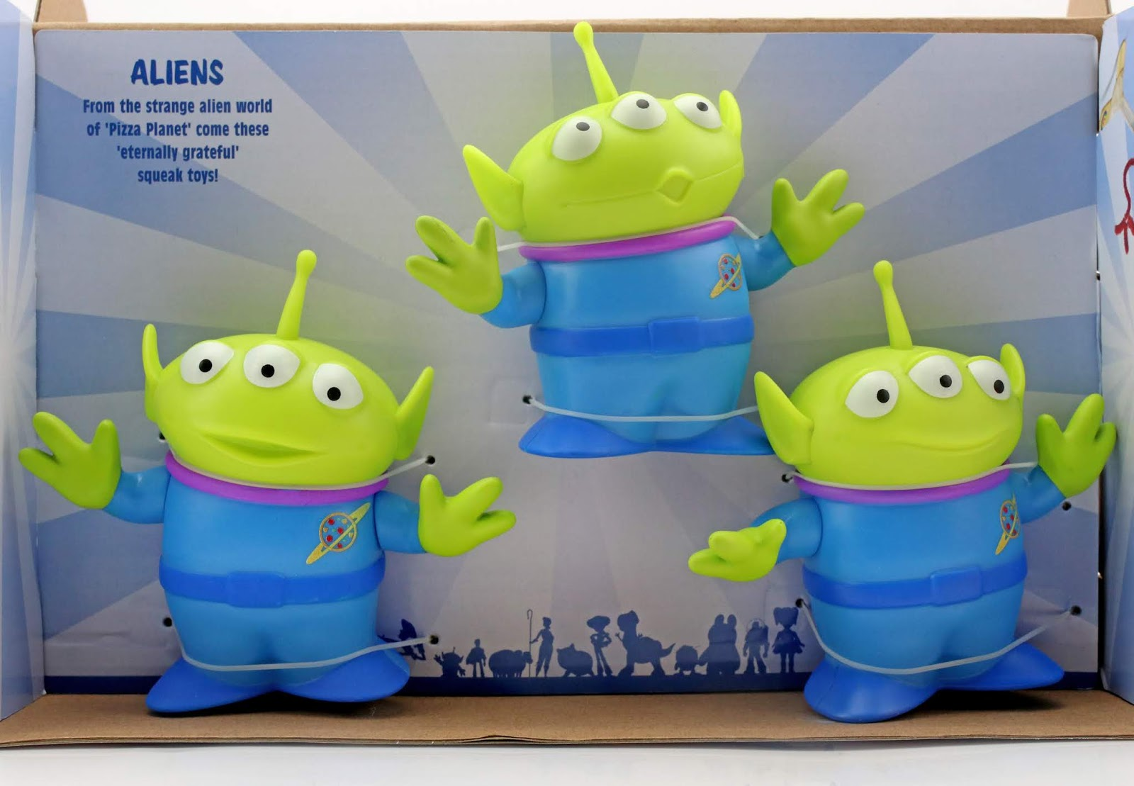 toy story 4 aliens figures