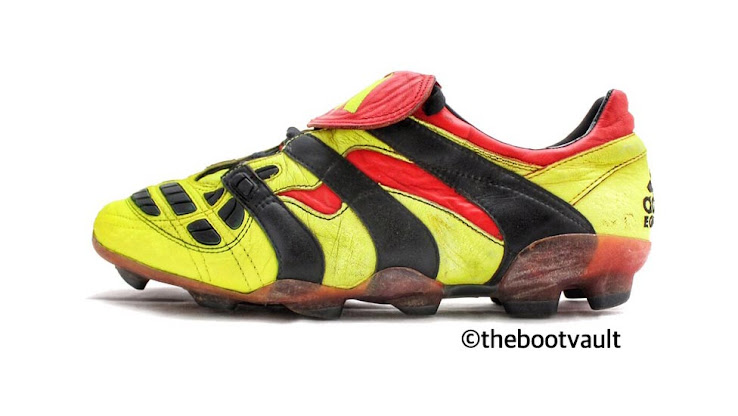 Image result for adidas predator accelerator yellow 1998