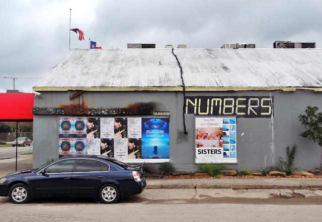 NUMBERS NIGHT CLUB - EAST SIDE (December 2015 photo)
