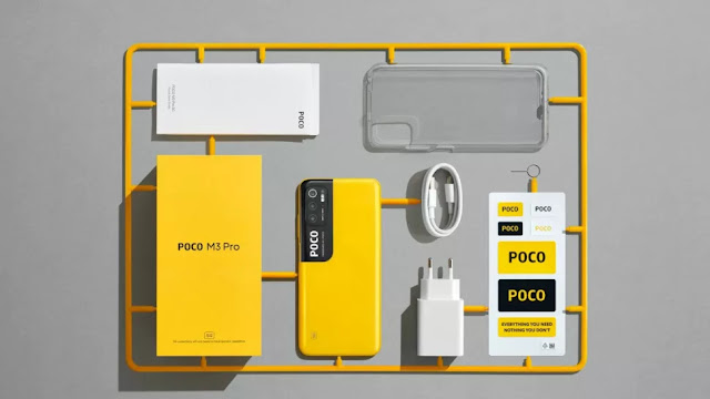 Poco M3 Pro Launched in India