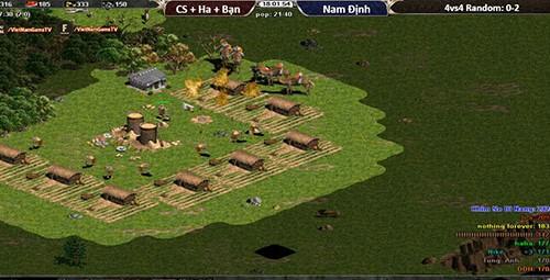 Game thủ phải đảm bảo một trong những điều kiện để xây ruộng