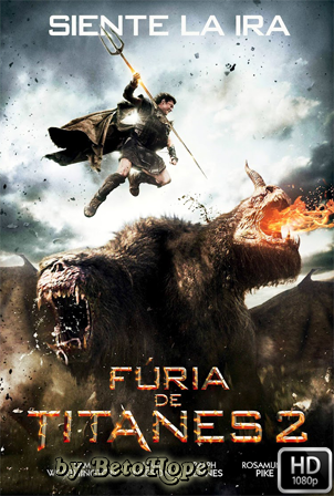Furia de Titanes 2 [2012] [Latino-Ingles] HD 1080P [Google Drive] GloboTV