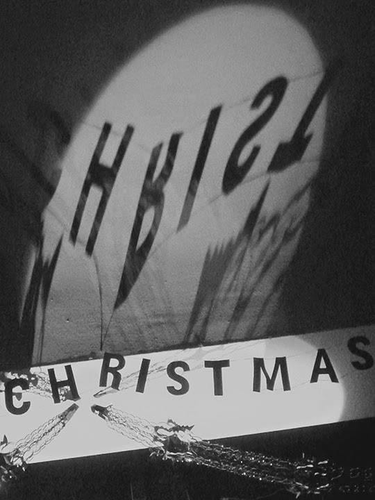 Christmas, black and white, photography, decorations, art,