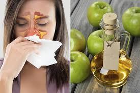 Comment utiliser le vinaigre de cidre pour remédier l'infection des sinus