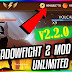 Shadow Fight 2 v2.2.0 Mod apk (Unlimited Money, Gems, Energy) No Root 2020
