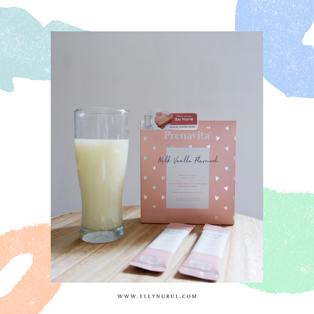 review prenavita milk vanilla