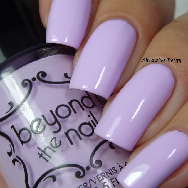 Beyond The Nail - Charged Lilac