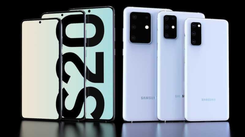 Buka Pre-Order, Ini Harga dan Spesifikasi Samsung S20