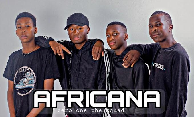 Zero One The Squad - Africana ( 2021 )