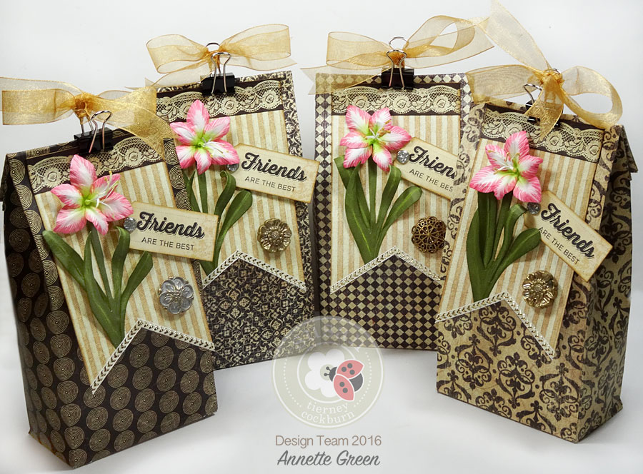 Annette s creative journey girlfriend gift bags with