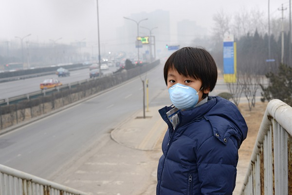 Impact of Pollution on Children's Health