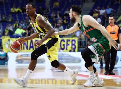 BSL Yarı final - Fenerbahçe Doğuş - Banvit