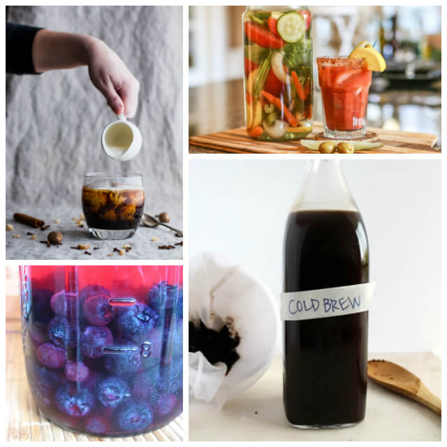 70+ Homemade Christmas Food Gifts: Recipes For Infusions, Extracts & Syrups
