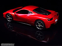 Ferrari 458 italia 1/24 Hot Wheels Maisto Die-Cast