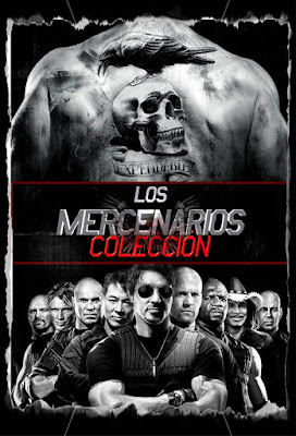 The Expendables 3X1 COMBO DVD HD LATINO